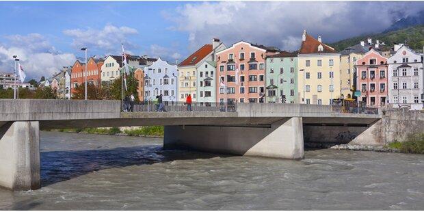 Toter aus Tiroler Inn geborgen
