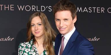 Eddie Redmayne & Ehefrau