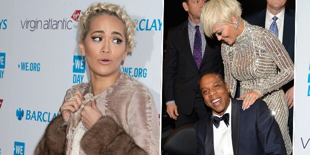 Jay-Z-Affäre: Jetzt spricht Rita Ora