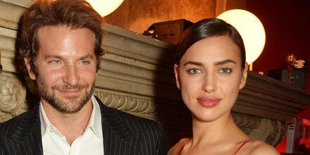 Irina Shayk & Bradley Cooper verlobt?