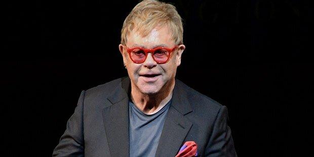 Elton John: Rolle in