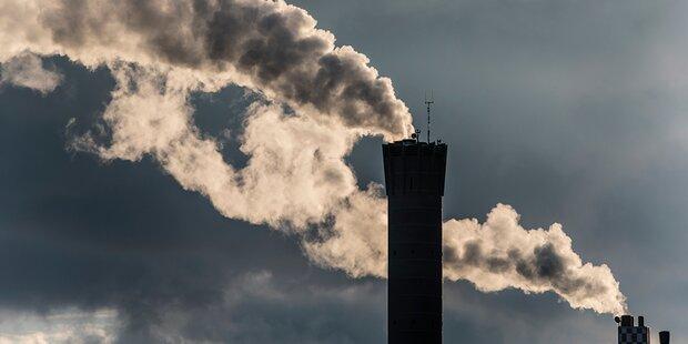 Luftverschmutzung senkt Lebenserwartung weltweit um fast zwei Jahre