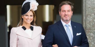 Prinzessin Madeleine von Schweden, Chris O'Neill