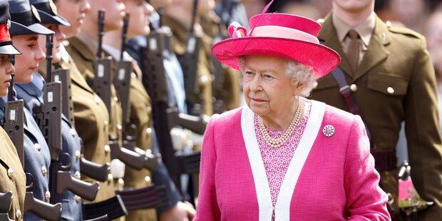 So verbringt die Queen ihr Jubiläum
