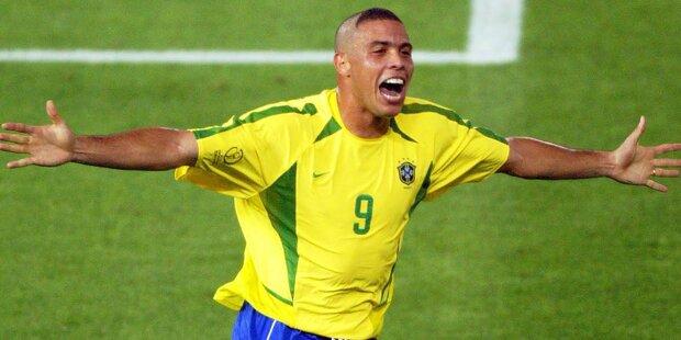 Ronaldo Die Irre Story Seiner Kult Frisur