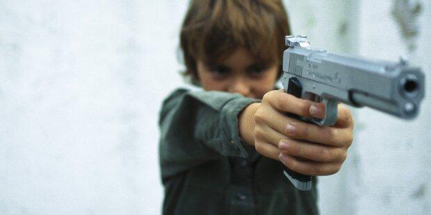 Sechsjähriger erschießt Lokalbesitzer