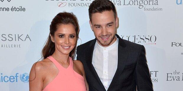 Cheryl & Liam: Erst Baby, jetzt Hochzeit