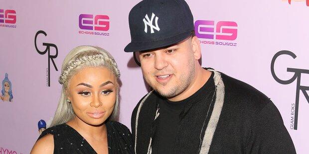 Blac Chyna verlässt Rob Kardashian