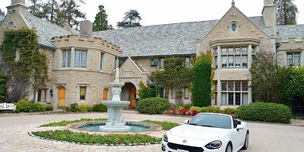 Playboy-Villa hat neuen Besitzer