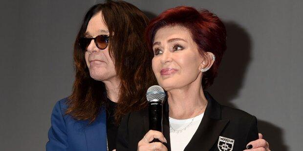 Osbournes: Trennung nur ein PR-Gag?