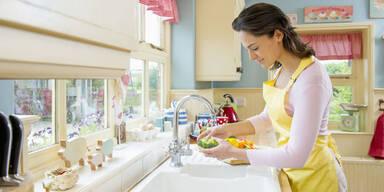 Bakterien und Keime trotz Putzen