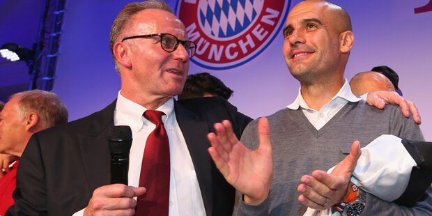 Pep-Attacke: Jetzt spricht Bayern-Boss