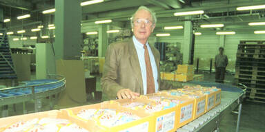 Katjes-Gründer Klaus Fassin