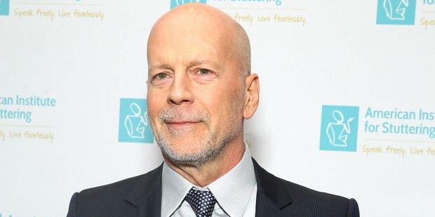 Bruce Willis wird wieder Actionheld