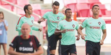 ÖFB-Team lauert hinter Portugal