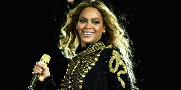 Beyoncé niest & Fans flippen aus