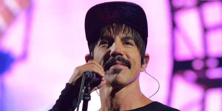 Anthony Kiedis: Habe Babyleben gerettet