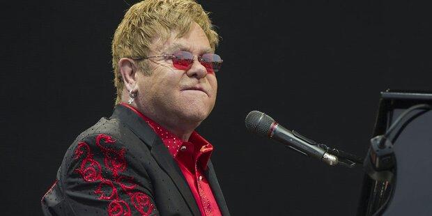 Elton John: Ausraster bei Konzert