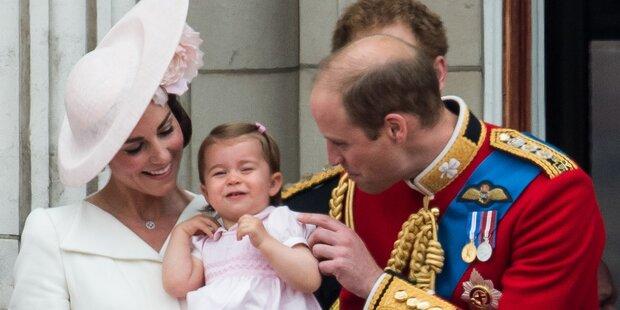 Bestätigt: Kate mit Kids nach Kanada