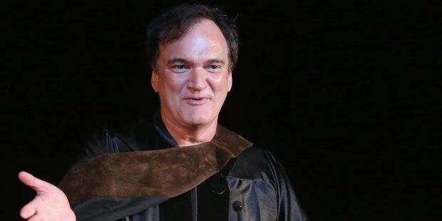 Quentin Tarantino: Nur mehr 2 Filme?