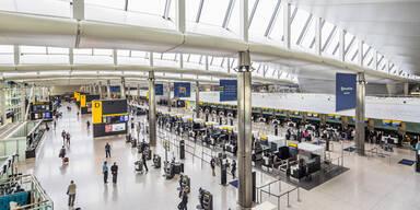 Flughafen London