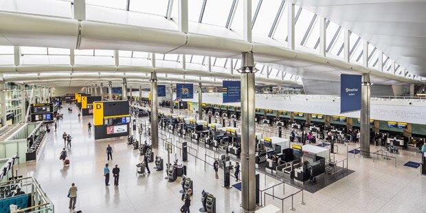 Doppelt so viele Flugpassagiere bis 2040