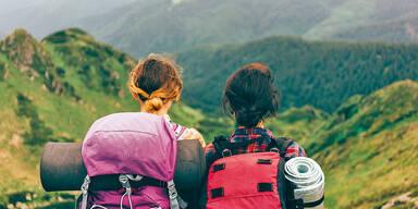 Reisen Wandern