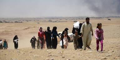 IS-Kämpfer nutzten Flüchtlingsrouten