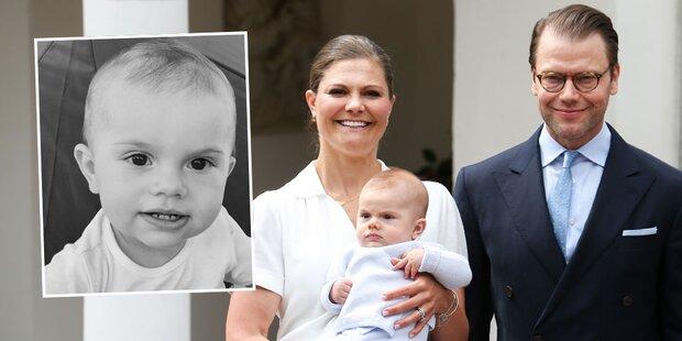 Schweden feiert Prinz Oscar