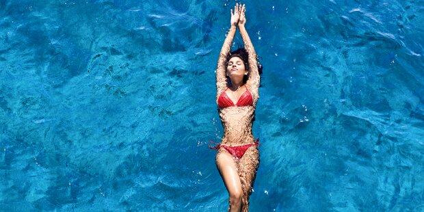 Bikini-Foto senden & Urlaub gewinnen
