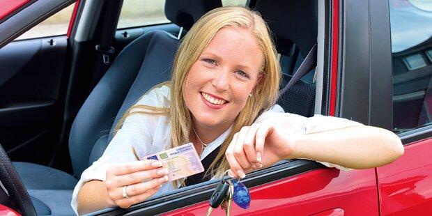 Führerschein wird völlig neu