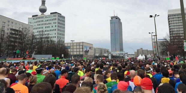 Anschlag auf Halbmarathon vereitelt