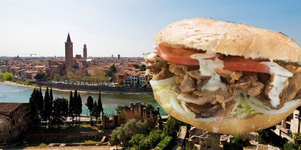 Verona verbietet neue Döner-Läden