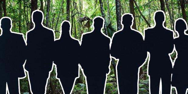 Dschungelcamp: Jetzt ist es komplett
