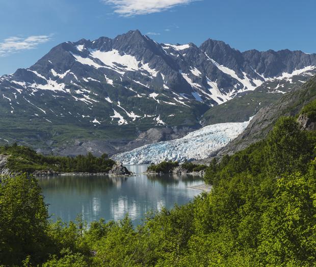 Valdez Glacier Lake Österreicher tot Alaska