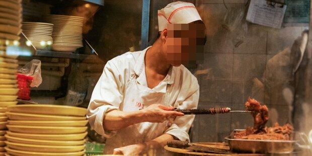 China-Restaurant soll Menschenfüße servieren