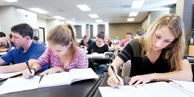 3.000 Salzburger Schüler auf Hochbetrieb