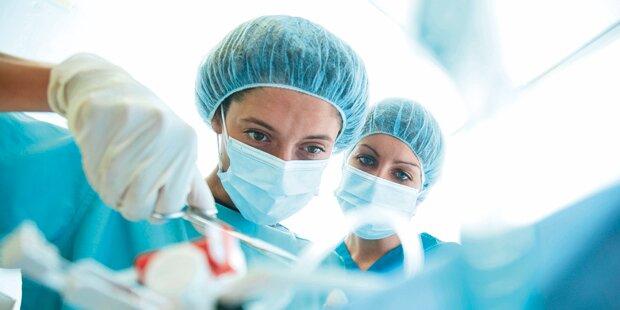Den Krankenhäusern gehen die Ärzte aus