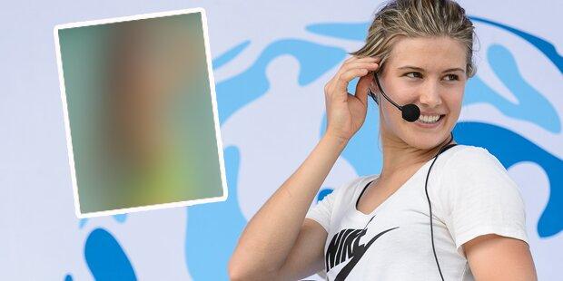 Tennis-Beauty versext ihre Instagram-Fans