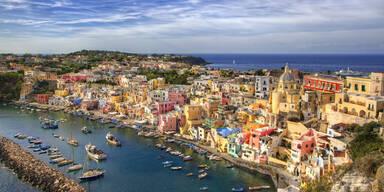 Vorfreude auf den nächsten Italienurlaub