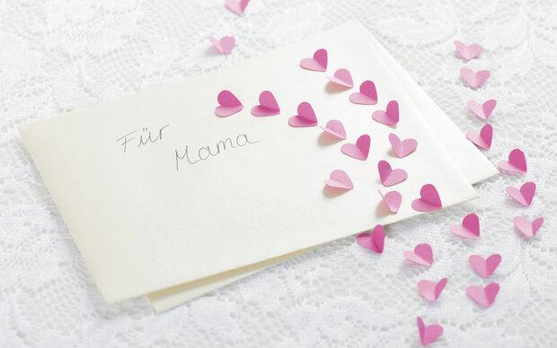 Muttertags-Grüße an die liebe Mama