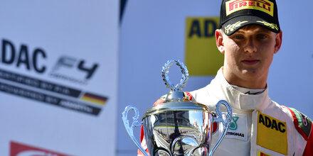 Mick Schumacher steigt in die Formel 2 auf
