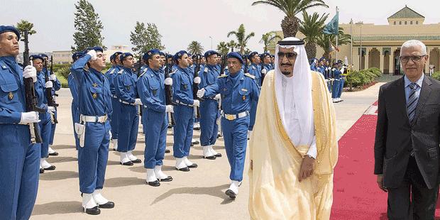 Saudi-König macht teuersten Urlaub aller Zeiten