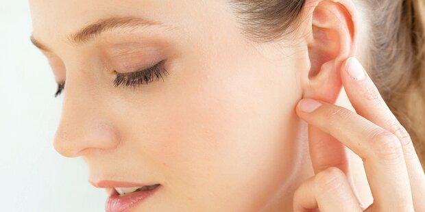 Tinnitus: Töne trotz Stille