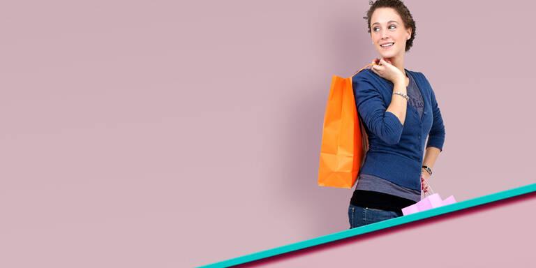 Sind Sie shoppingsüchtig?