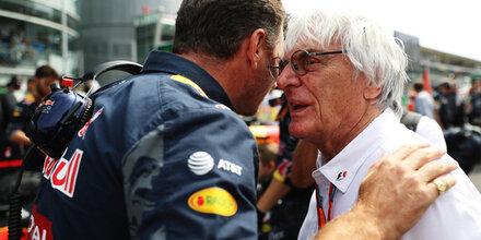 """Ecclestone ätzt über """"neue"""" Formel 1"""