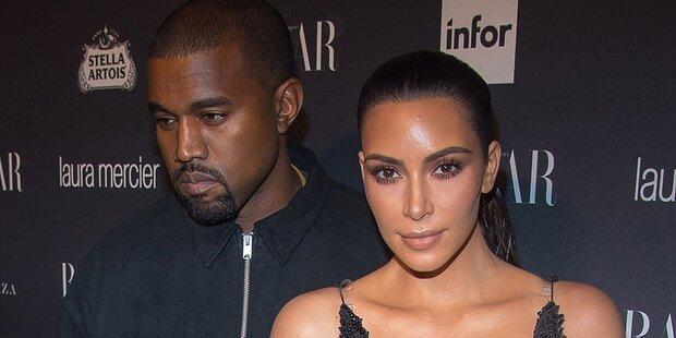 Noch ein Baby: Kim riskiert ihr Leben
