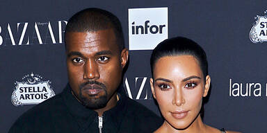 Kim: Erstes Date mit Kanye