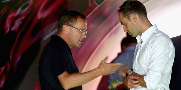Leipzig bangt um Champions League