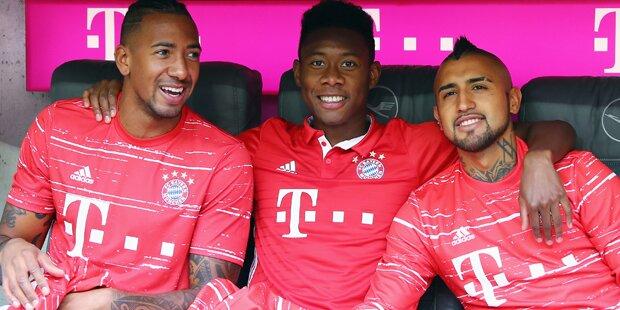Riesen-Aufregung um Bayern-Superstar